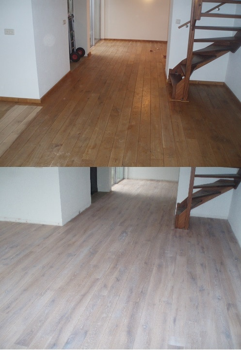 renovatie voor en na